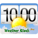 Weather Clock Pro icon