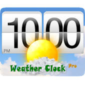 Weather Clock Pro