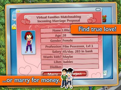 Virtual Families 2 v1.5.0.1