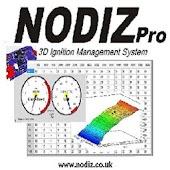 NODIZ Pro Digital Dash