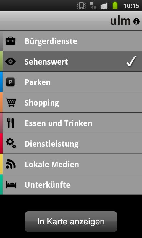 Ulm - screenshot