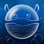 Bubble Droid Live Wallpaper