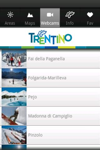 Ski Trentino - screenshot
