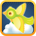 Match 3 Birds Dots Pop Flappy icon