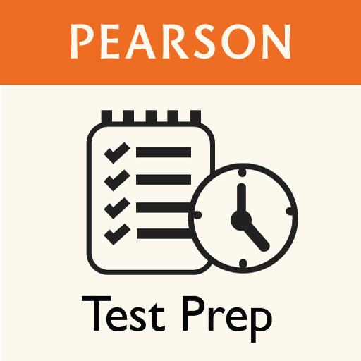 Pearson Test Prep LOGO-APP點子