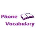 English vocabulary builder icon
