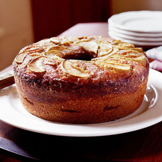Apple-Orange Spice Cake