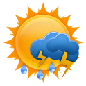 Live Weather Lite logo