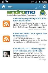 Duke's Blotter- screenshot thumbnail