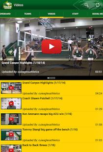 Concordia University Eagles - screenshot thumbnail