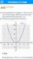 Screenshot of SAT Math Algebra & Functions L