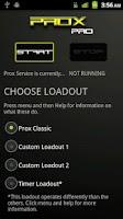 Screenshot of Prox Pro