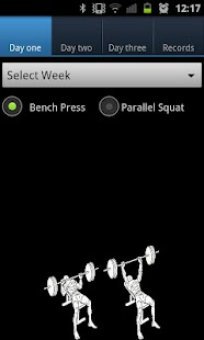 Athletic Strength Program - screenshot thumbnail