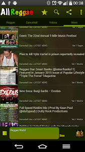 All Reggae Radio screenshot 4