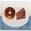 Cake Doughnut Falling Game icon