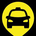 Voy en Taxi – App Taxi Uruguay icon