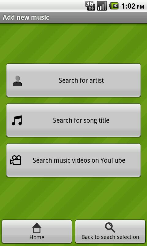SEMSIX Music Player - screenshot