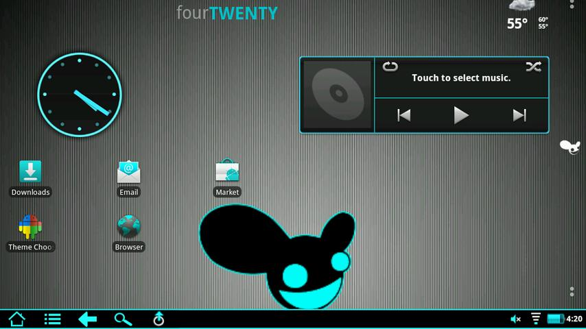 Mau5 theme for tablets android apps on google play mau5 theme for tablets screenshot voltagebd Choice Image