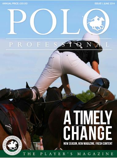 Polo Professional Magazine