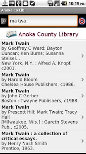Anoka Co Lib - screenshot thumbnail