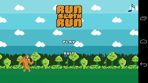 Run Sloth Run