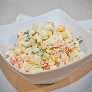Crabmeat Salad.