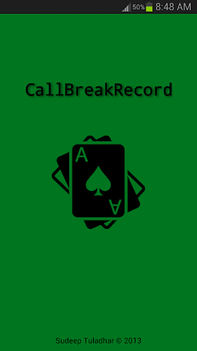 CallBreak Record