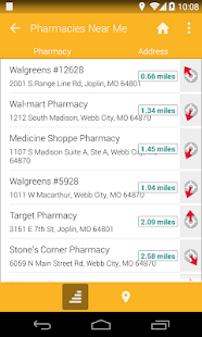 Pharmacy Discounts - screenshot thumbnail