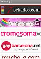Screenshot of Revistas mundo gay en español