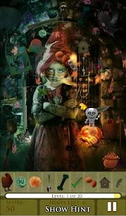 Hidden Object: Happy Halloween 休閒 App-愛順發玩APP