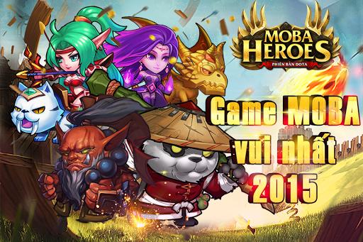 MOBA Heroes - phiên bản DotA