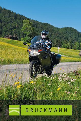 Motorrad Touren Europa
