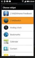 Screenshot of Switch Widget - All In One