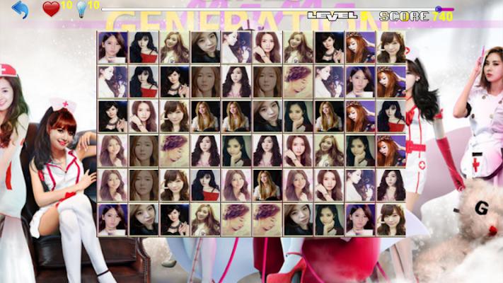 K-Stars Matching - screenshot