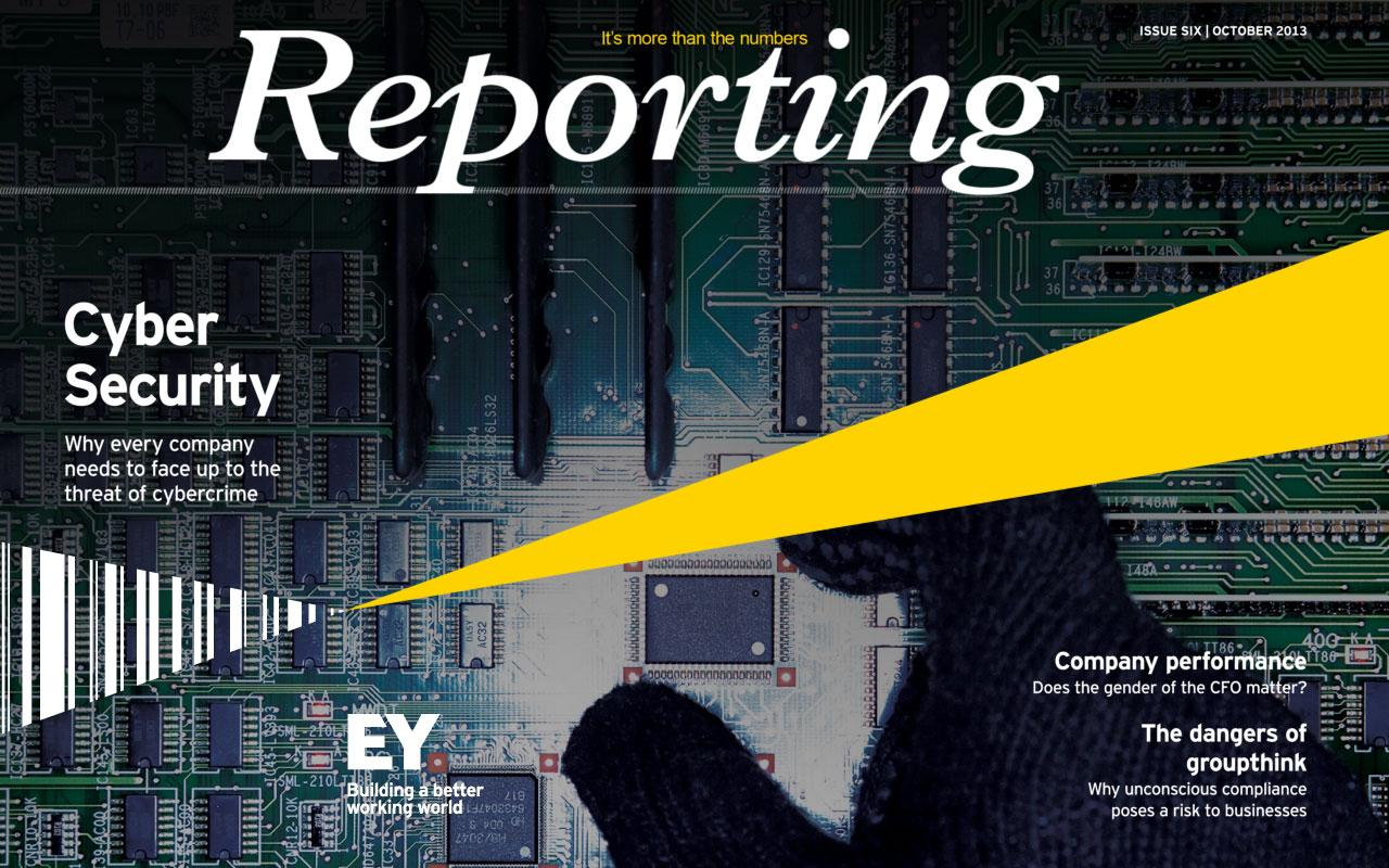 EY Reporting - screenshot
