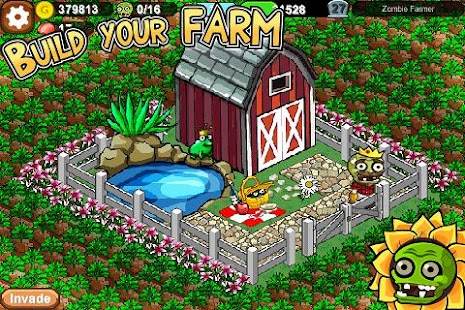 Zombie Farm - screenshot thumbnail