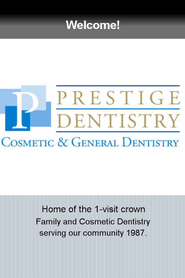 Prestige Dentistry- screenshot