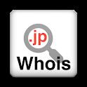 .jp Whois logo