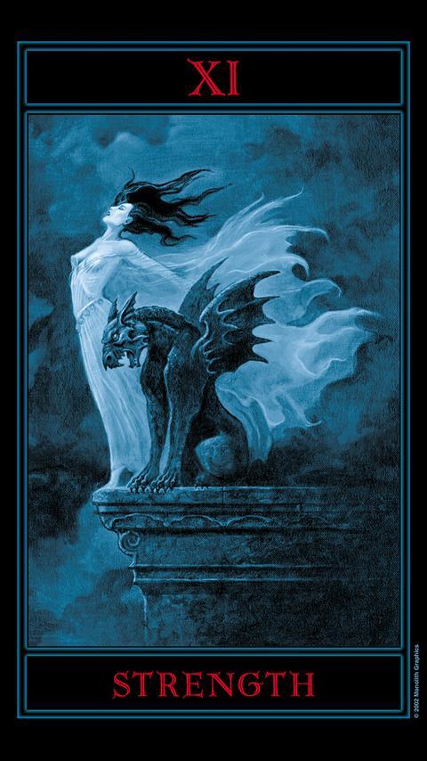 The Gothic Tarot- screenshot