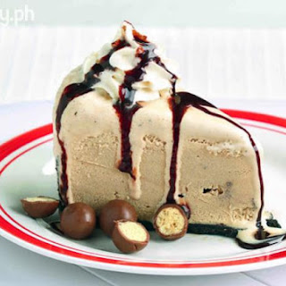Coffee Kahlua and Malt Ice Cream Pie Recipe