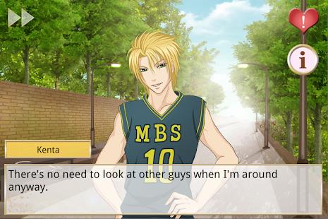 MyBoy School ~ Otome Game ~ - screenshot thumbnail