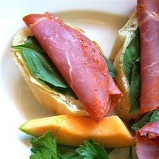 Capicola Ham Recipes.