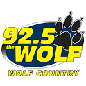 92.5 THE WOLF icon