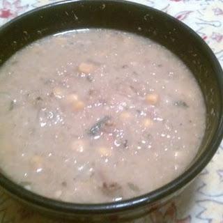 Acorn Squash Quinoa Stew