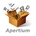 Apertium offline translator icon