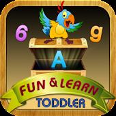 Fun and Learn: Toddlers