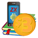 ZXReader Donate Three logo