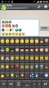 New Emoji Keyboard - screenshot thumbnail