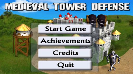 Medieval Tower Defense