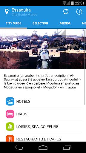 City Guide Morocco Essaouira